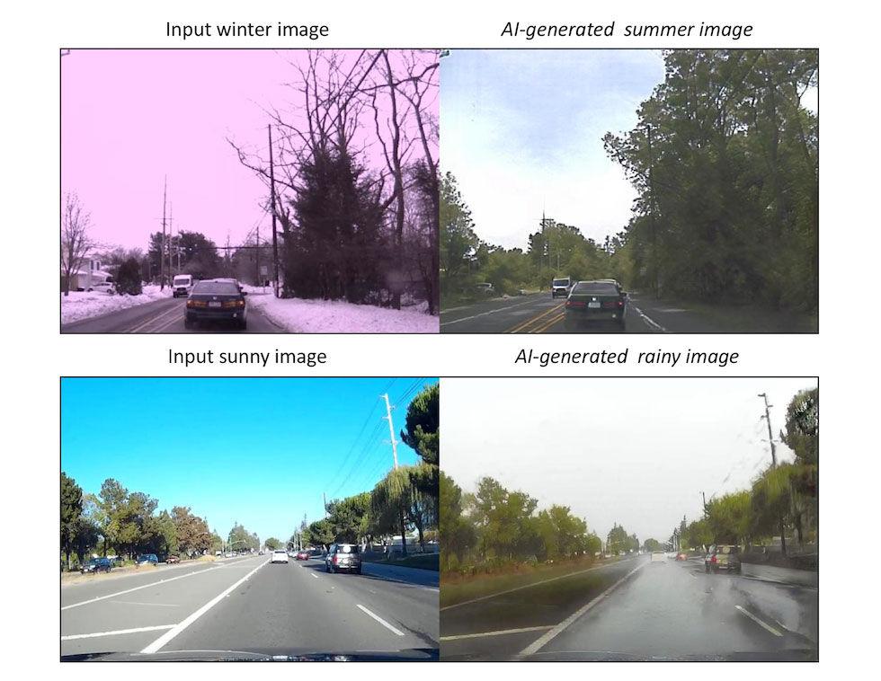 Nvidias AI gör vinter till sommar