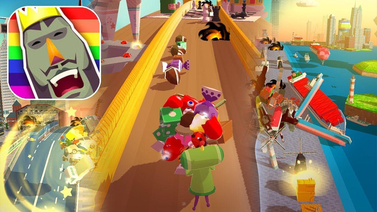 Amazing Katamari Damacy ute nu till Android