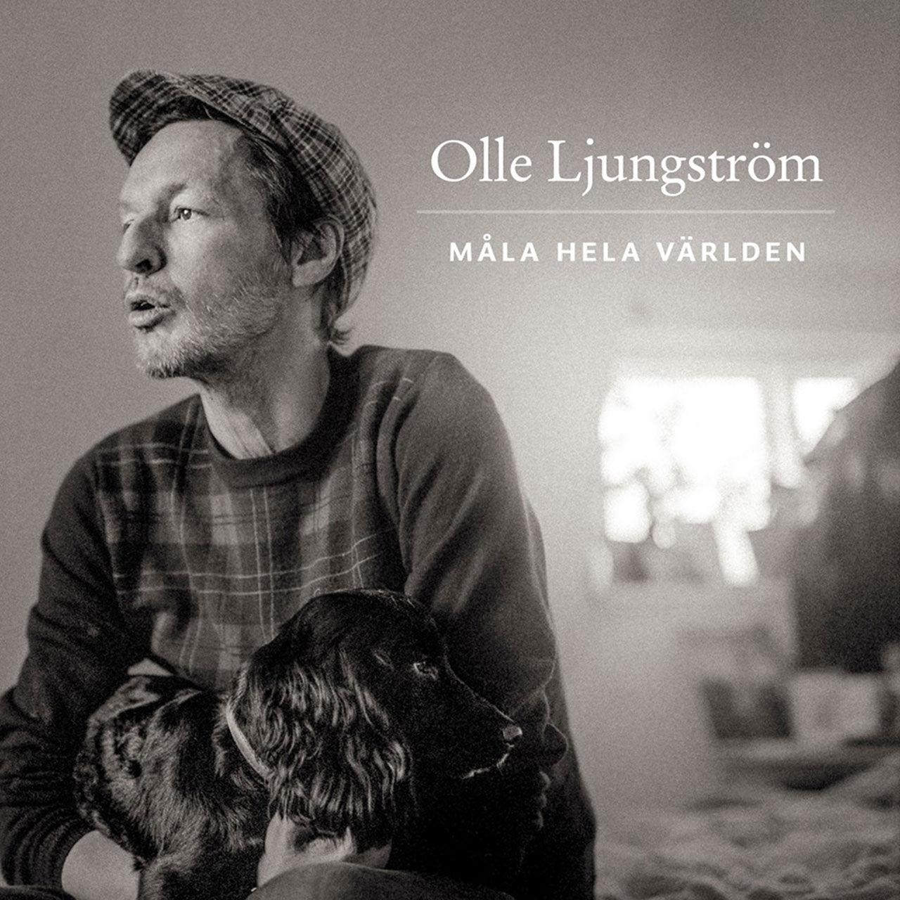 Nytt album från Olle Ljungström