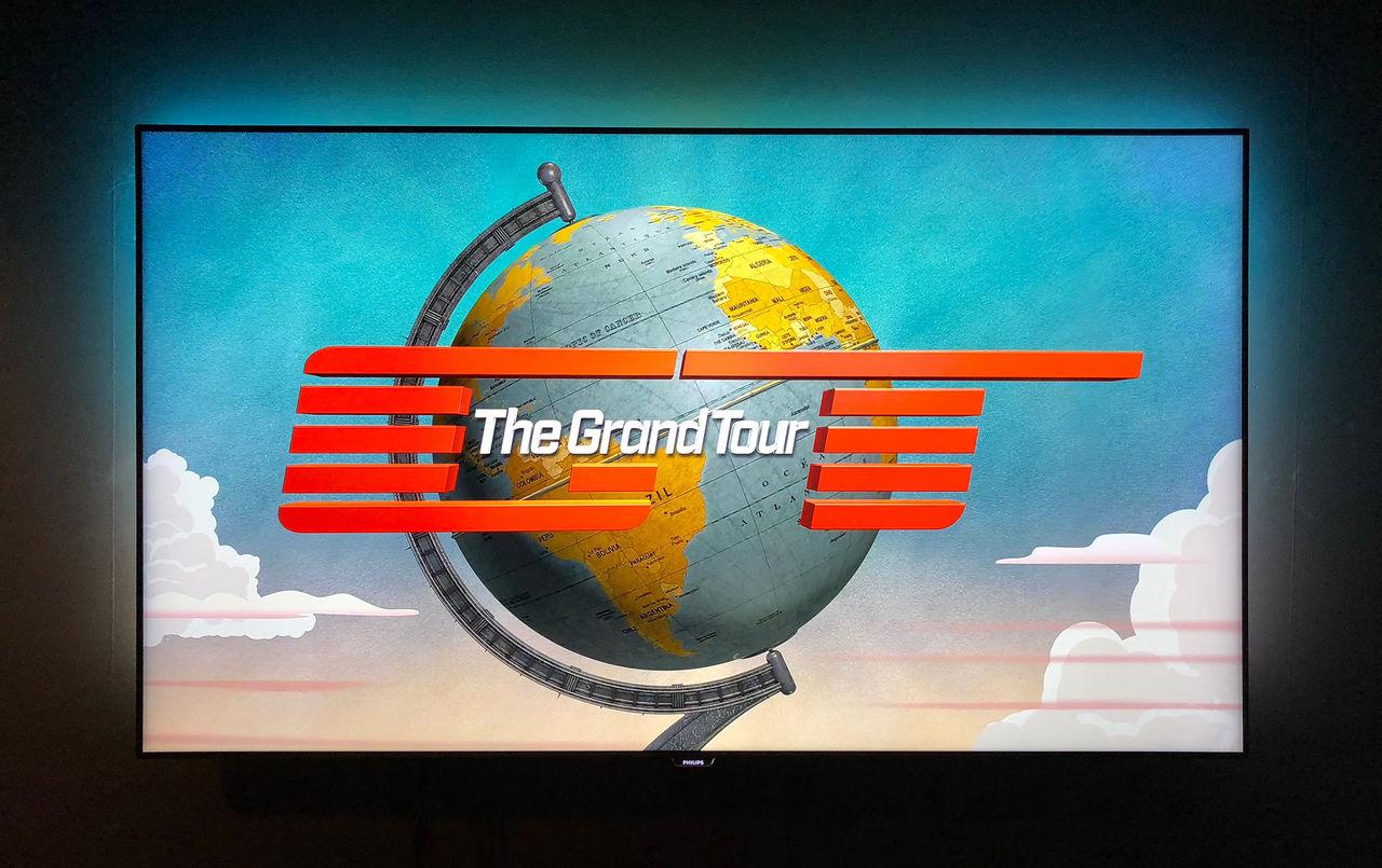 Så bra är andra säsongen av The Grand Tour