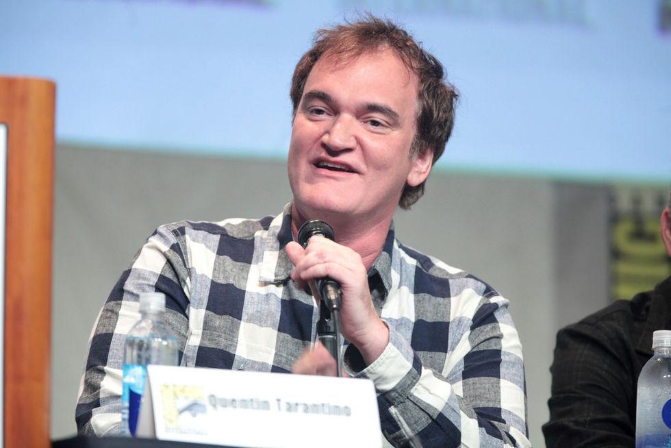 Det verkar som att Tarantinos Star Trek-rulle blir verklighet