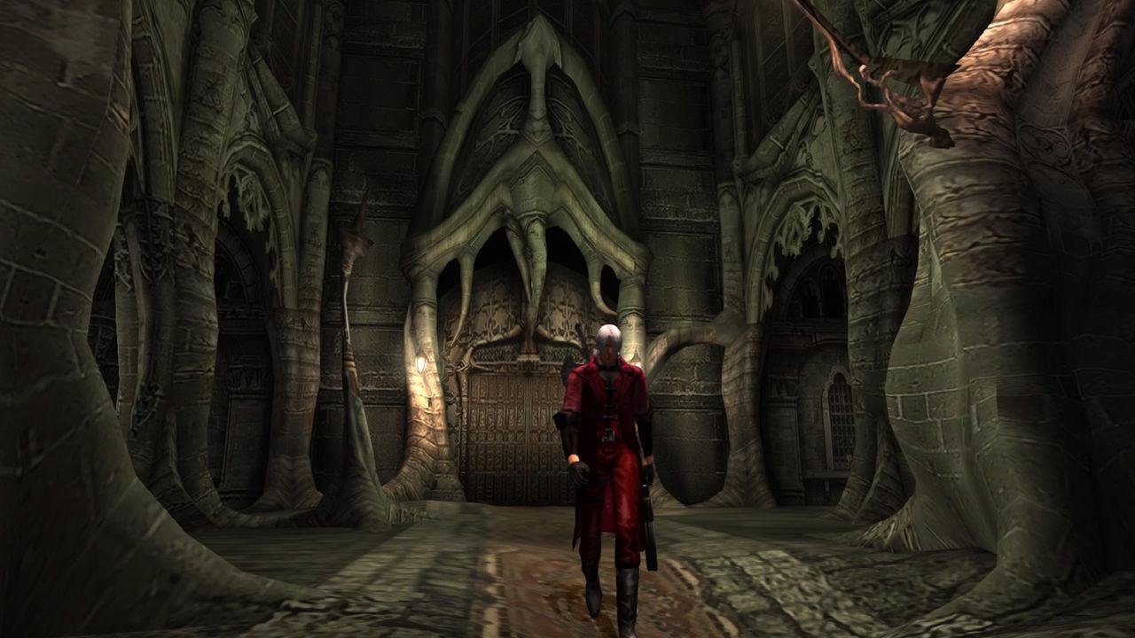 Capcom presenterar Devil May Cry HD Collection
