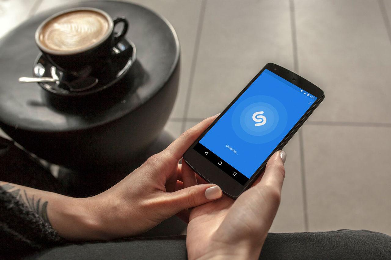 Apple väntas köpa Shazam
