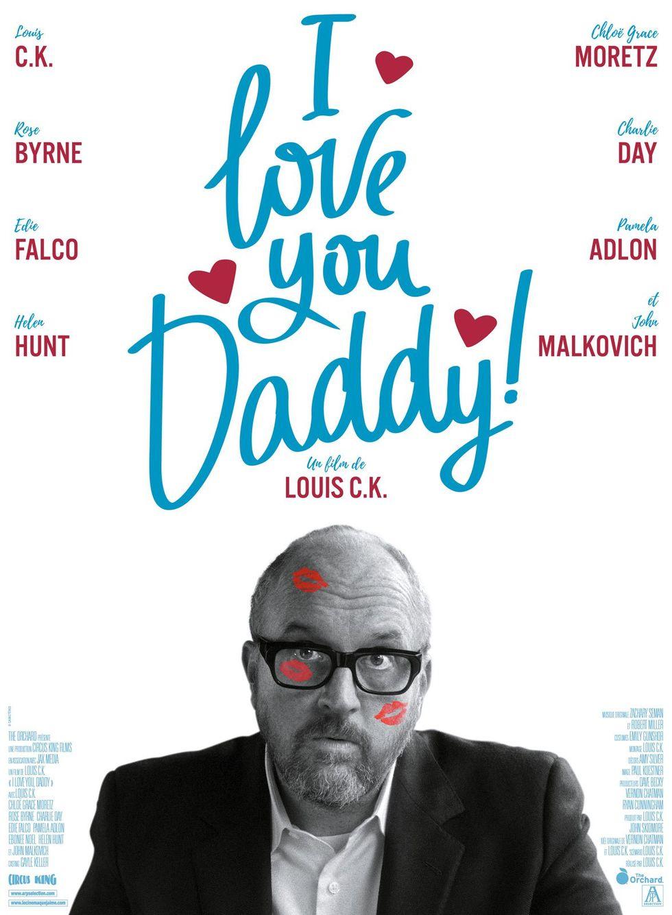 Louis C.K. ska köpa tillbaka rättigheterna till I Love You, Daddy