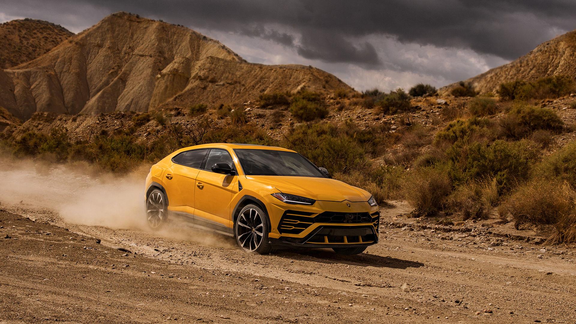 Blir Lamborghini Urus snabbaste suven på Ringen?