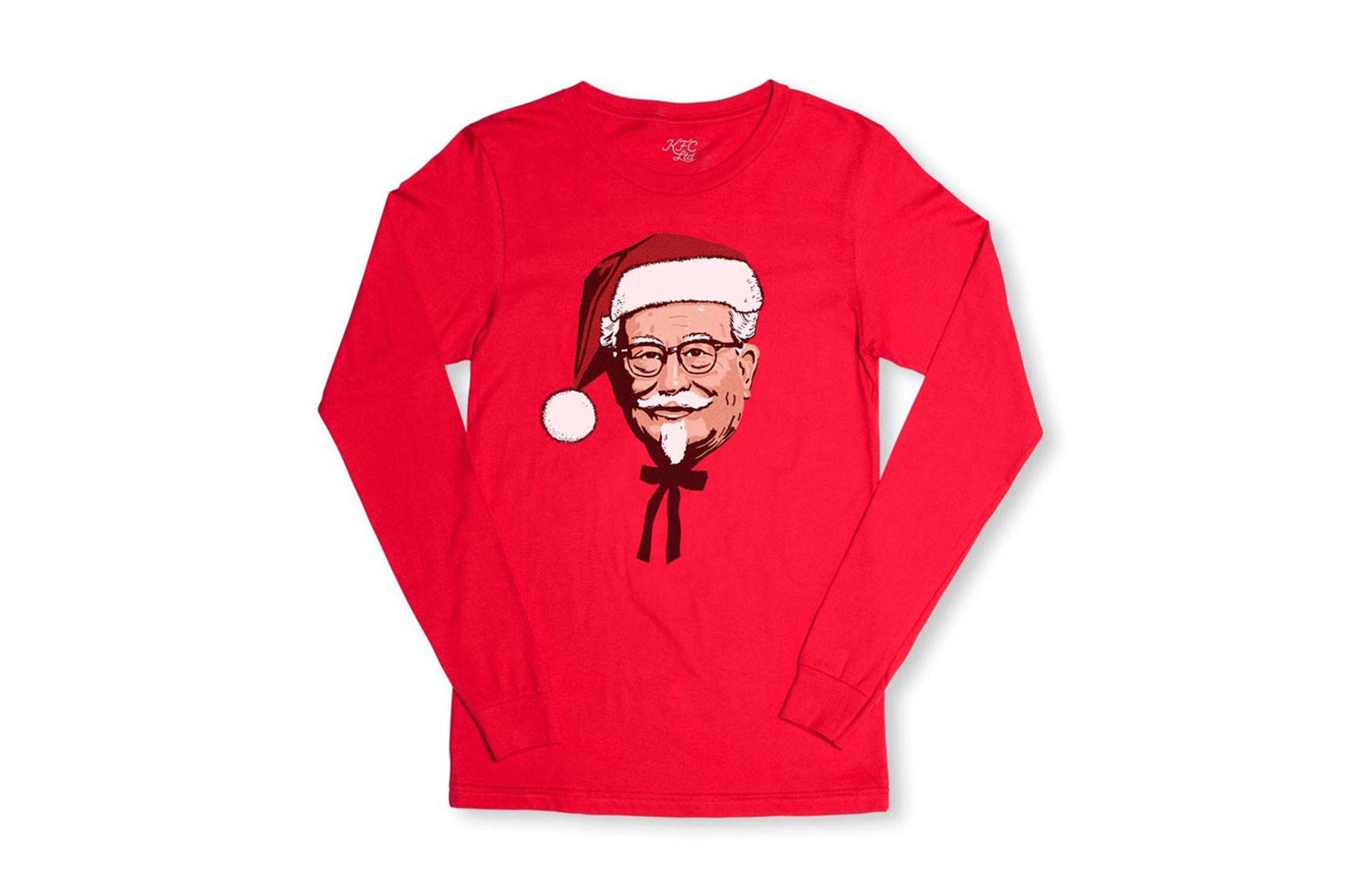 KFC släpper ny kollektion med prylar