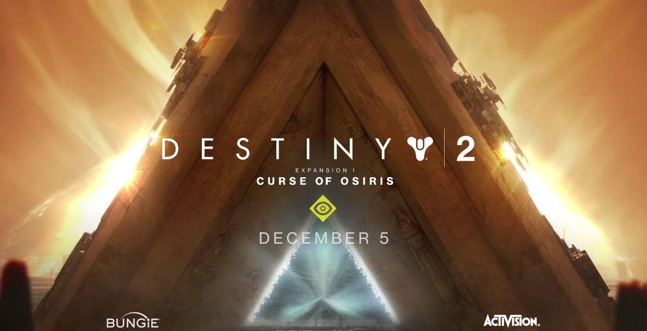 Bungie ber om ursäkt för Curse of Osiris-strul
