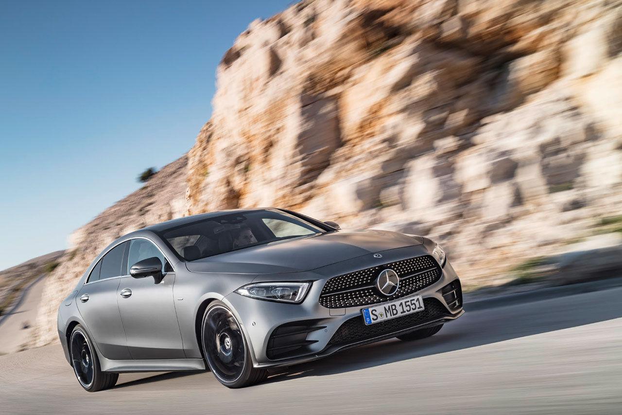 Det blir ingen ny Mercedes CLS 63