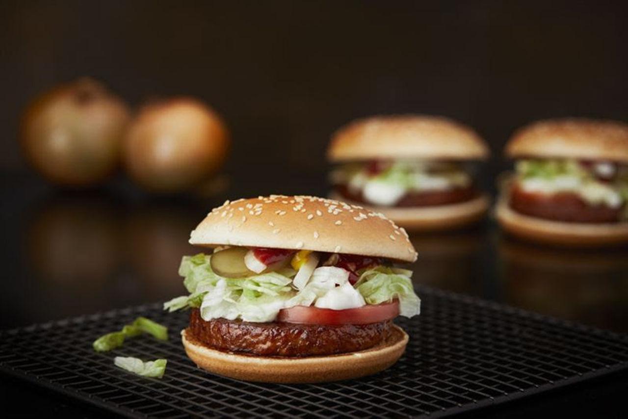 McDonald's lanserar McVegan i Sverige