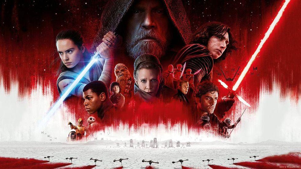 Spoilertråden: The Last Jedi