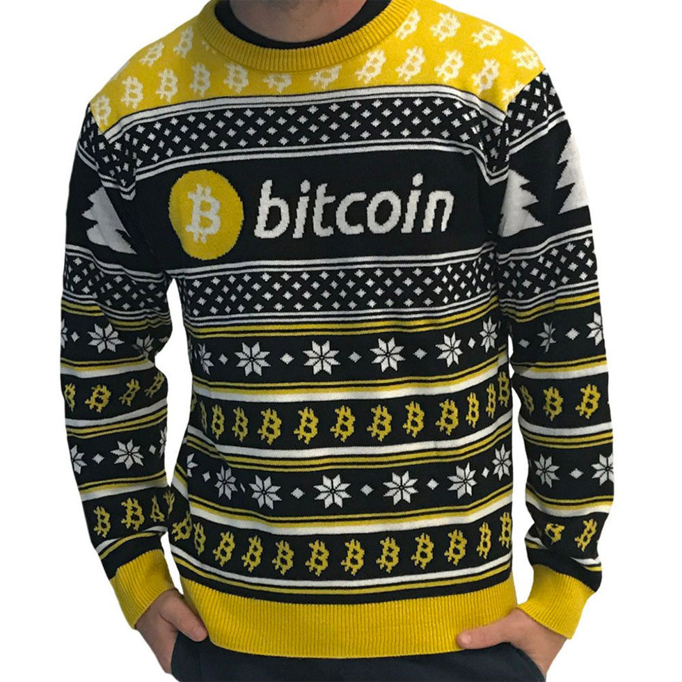 Bitcoin har nu spridit sig till modebranschen