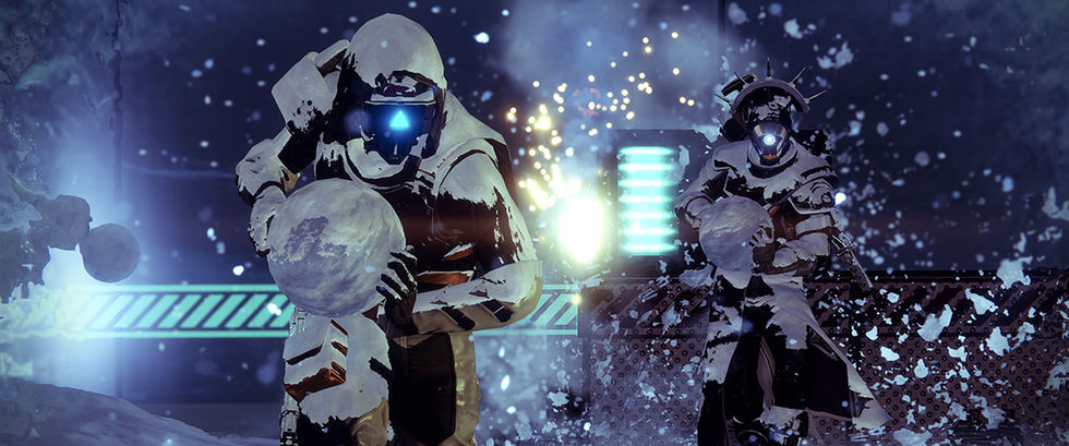 Vinterevent i Destiny 2 drar igång 19 december