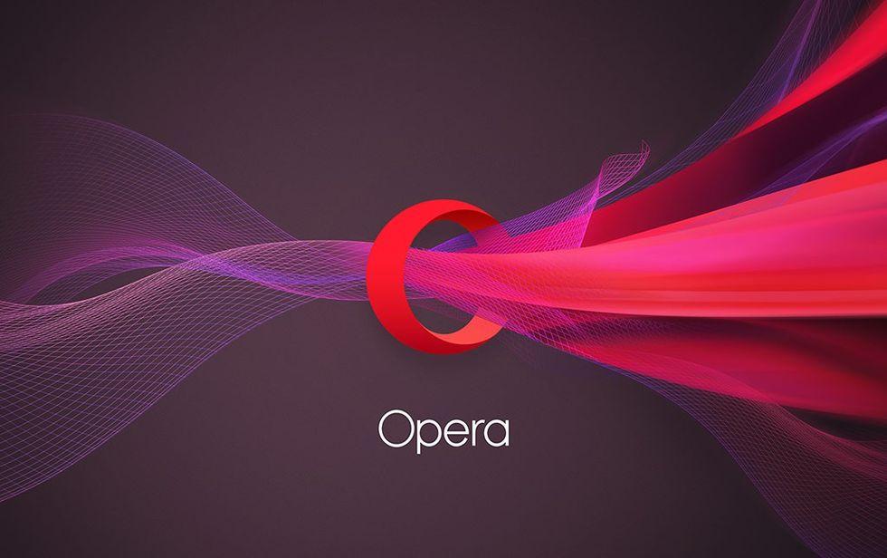 Opera Software byter namn