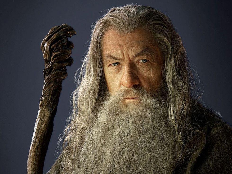 Sir Ian McKellen vill gärna spela Gandalf igen