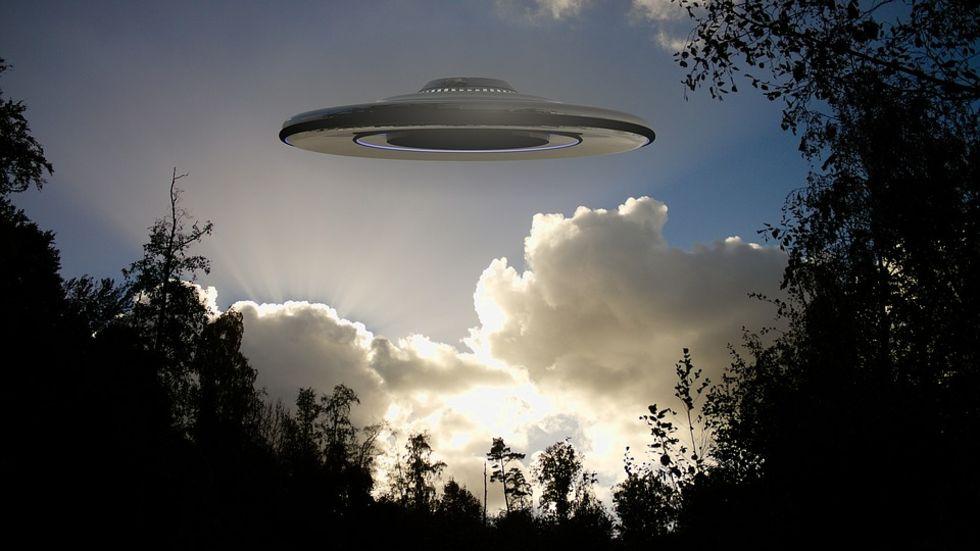Pentagon har ett UFO-program