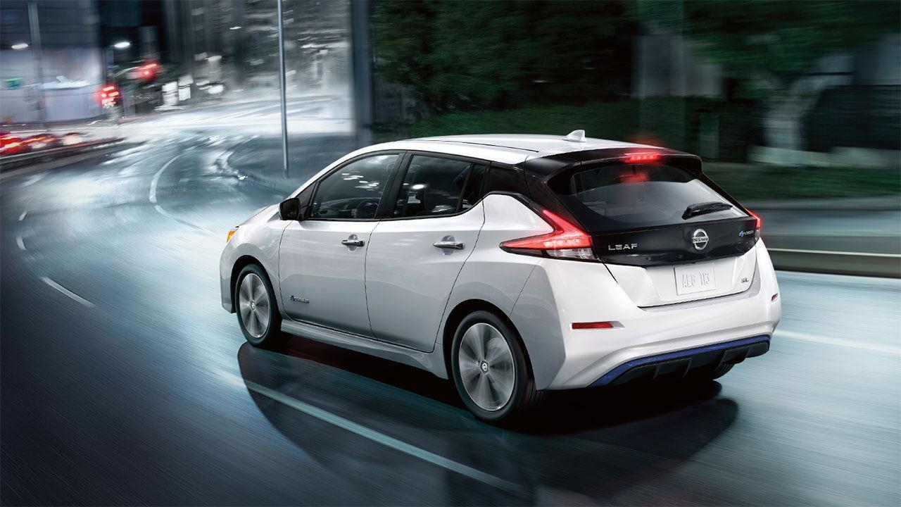 Nya Nissan Leaf blir din för 304.900 kronor