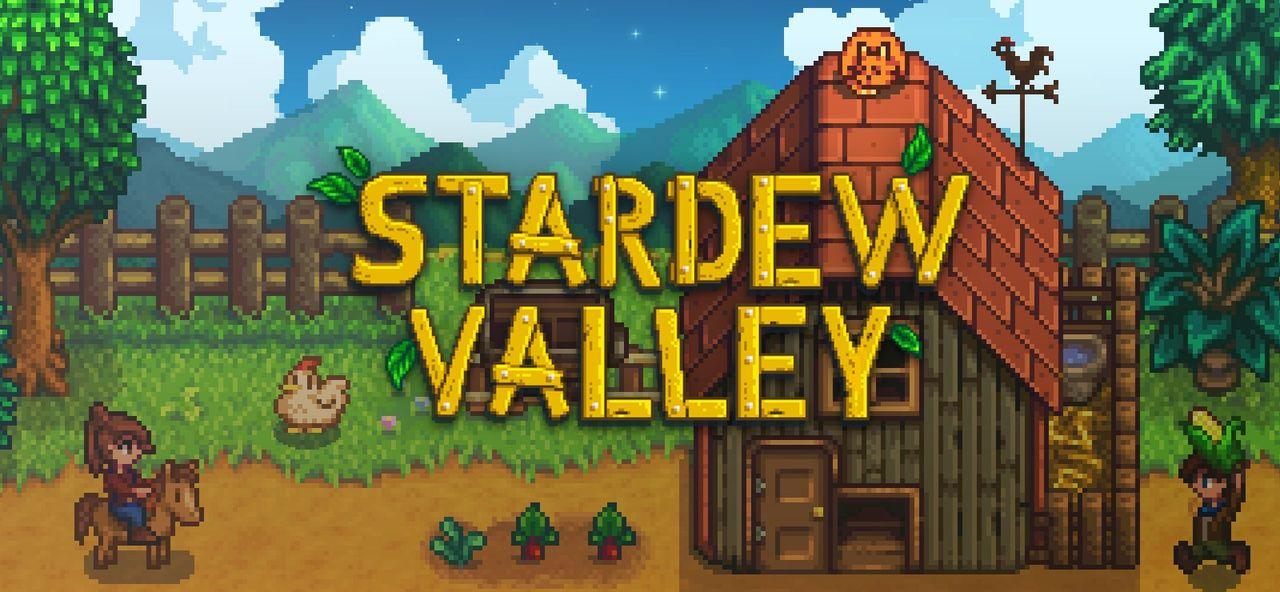 ConcernedApe listar singleplayernyheter i Stardew Valley