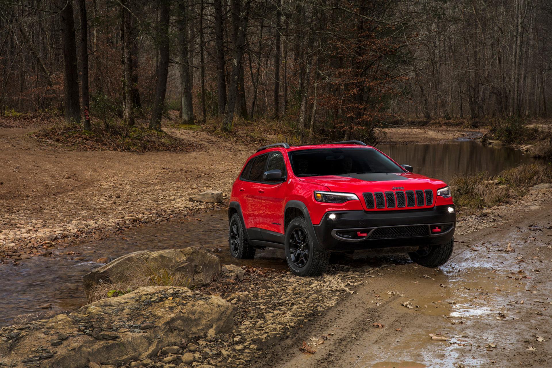 Jeep har fixat Cherokees nylle