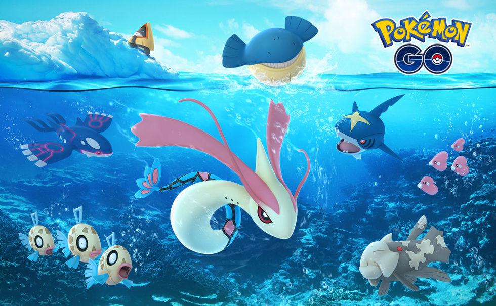 Pokémon Go firar jul med nya pokémons