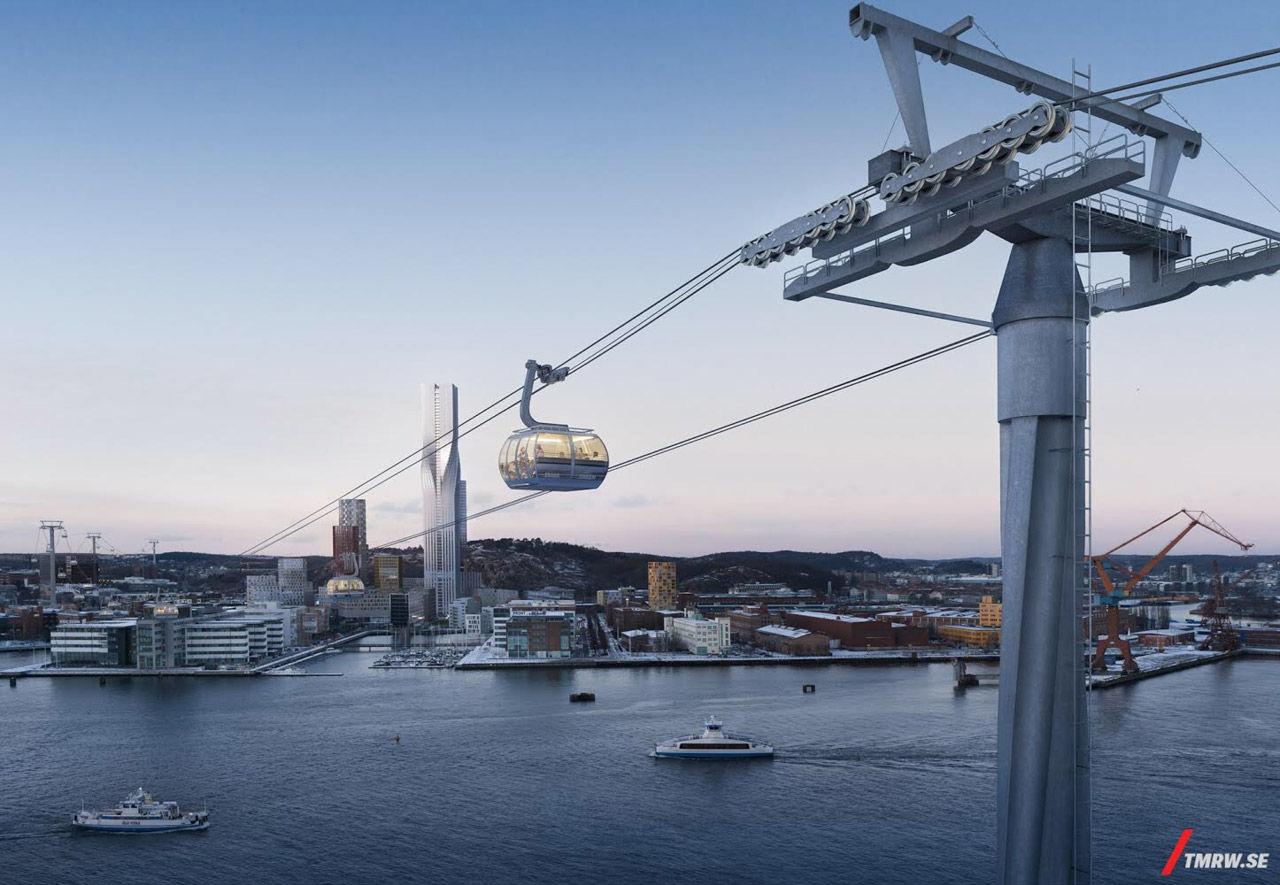 Linbana i Göteborg kan försenas