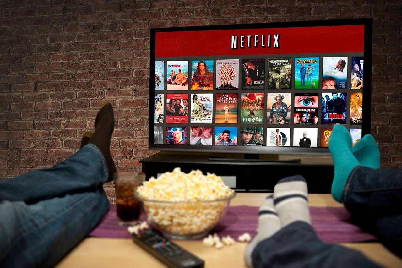 Barn i Netflix-hushåll slipper en hel del reklam