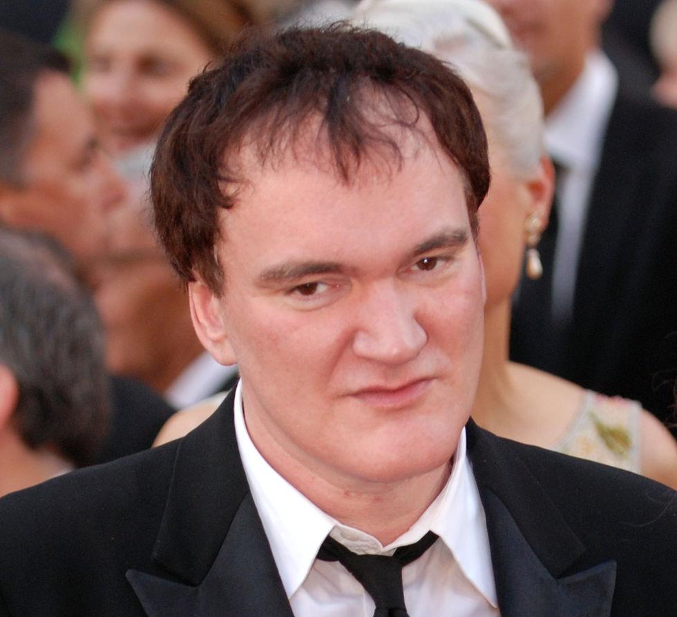 Revenant-skribent hoppar på Tarantinos Star Trek-rulle