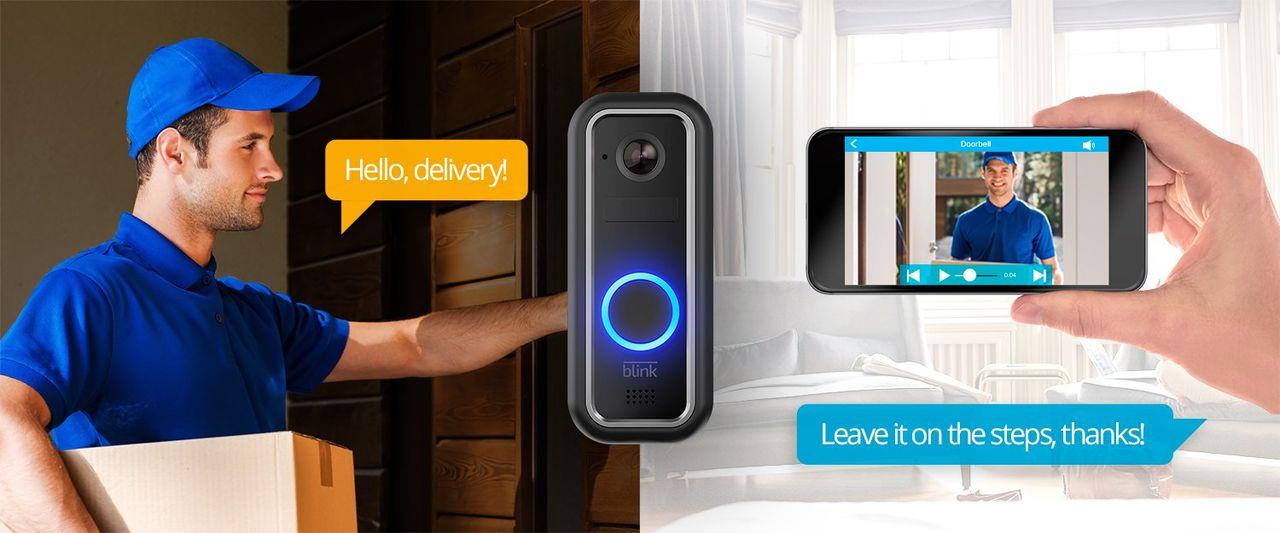 Amazon köper smarta hemmet-företaget Blink
