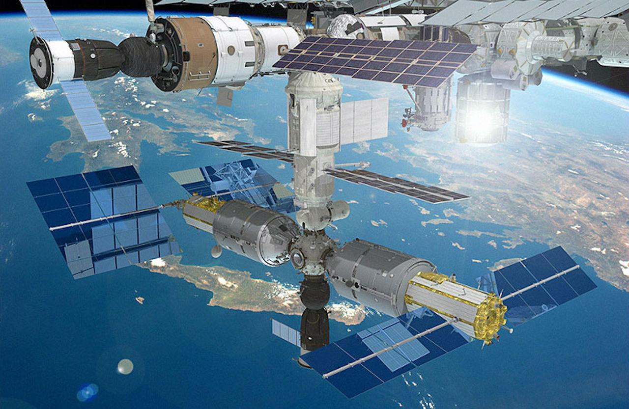 Ryssland vill skicka turister till ISS