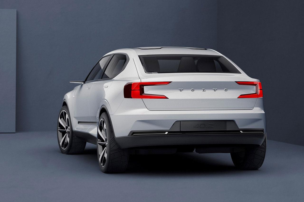 Volvos elbilar kommer att ha minst två batteristorlekar