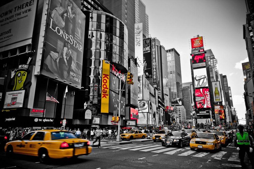 Uber får kritik i New York
