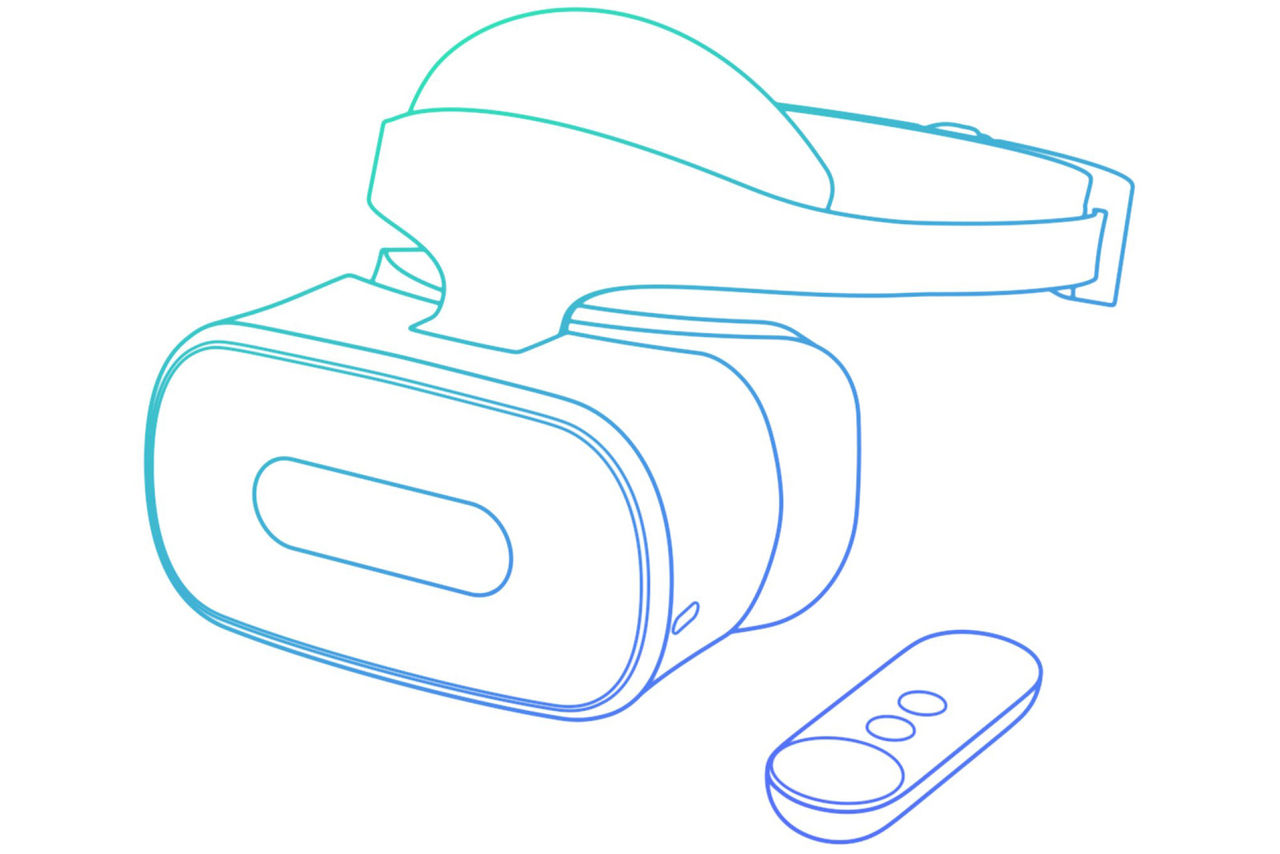 Lenovos fristående VR-headset dyker upp hos FCC