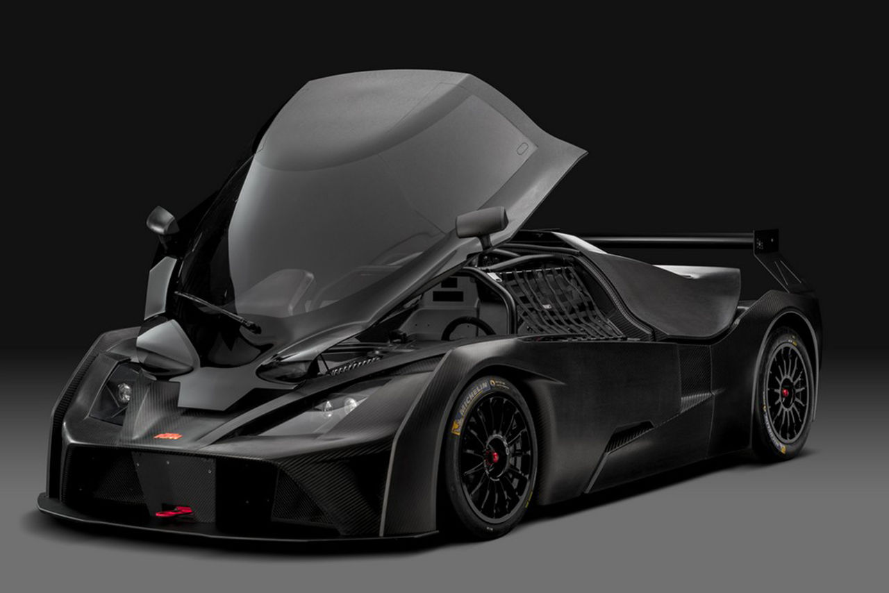 KTM uppdaterar X-Bow GT4