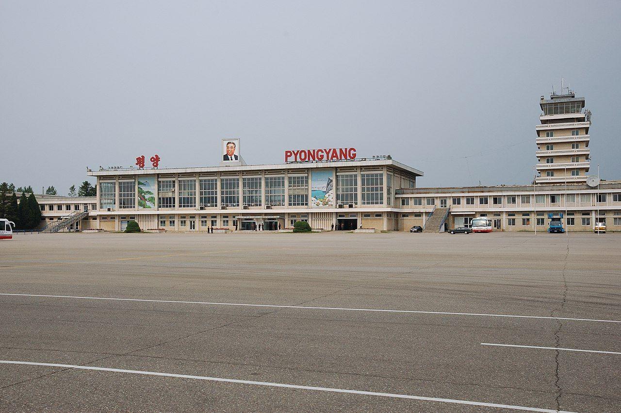 Nordkorea har kanske öppnat upp ett publikt wifi-nät