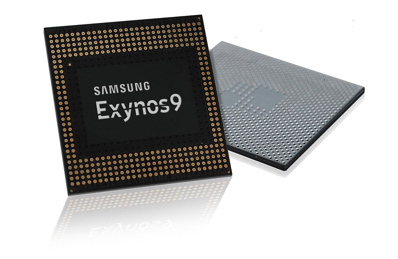Samsungs nya Exynos-chipp kommer presenteras 4 januari