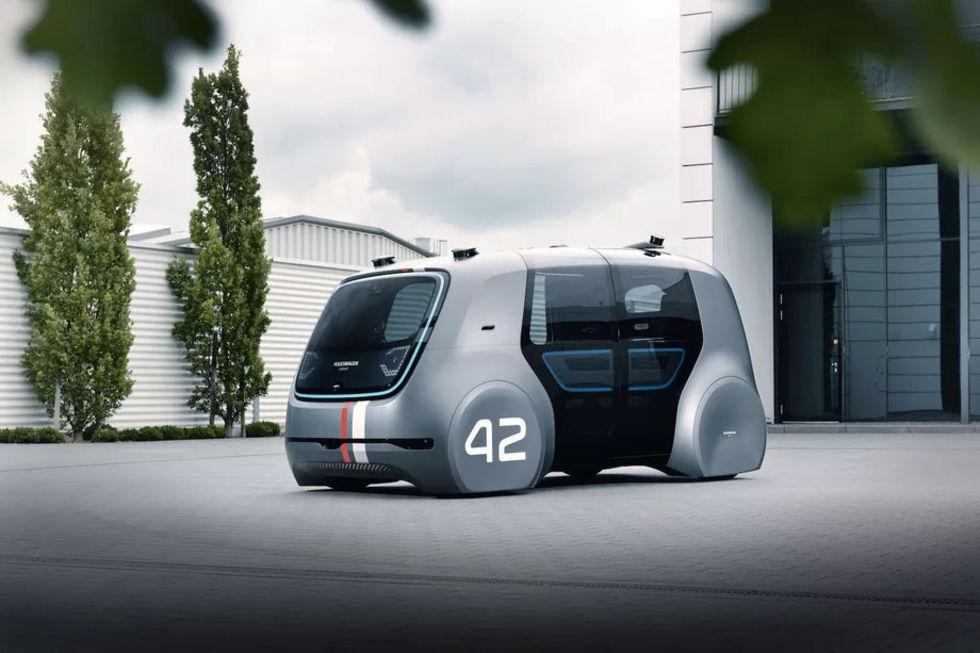 Aurora ska hjälpa VW och Hyundai med självkörande bilar