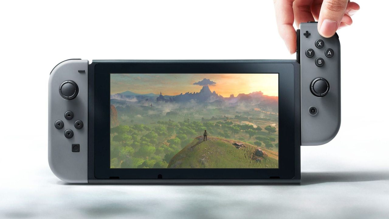Nintendo Switch är den snabbast säljande konsolen i USA