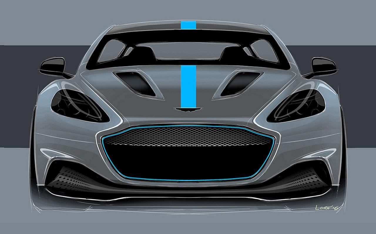 Aston Martin kommer inte att satsa på laddhybrider