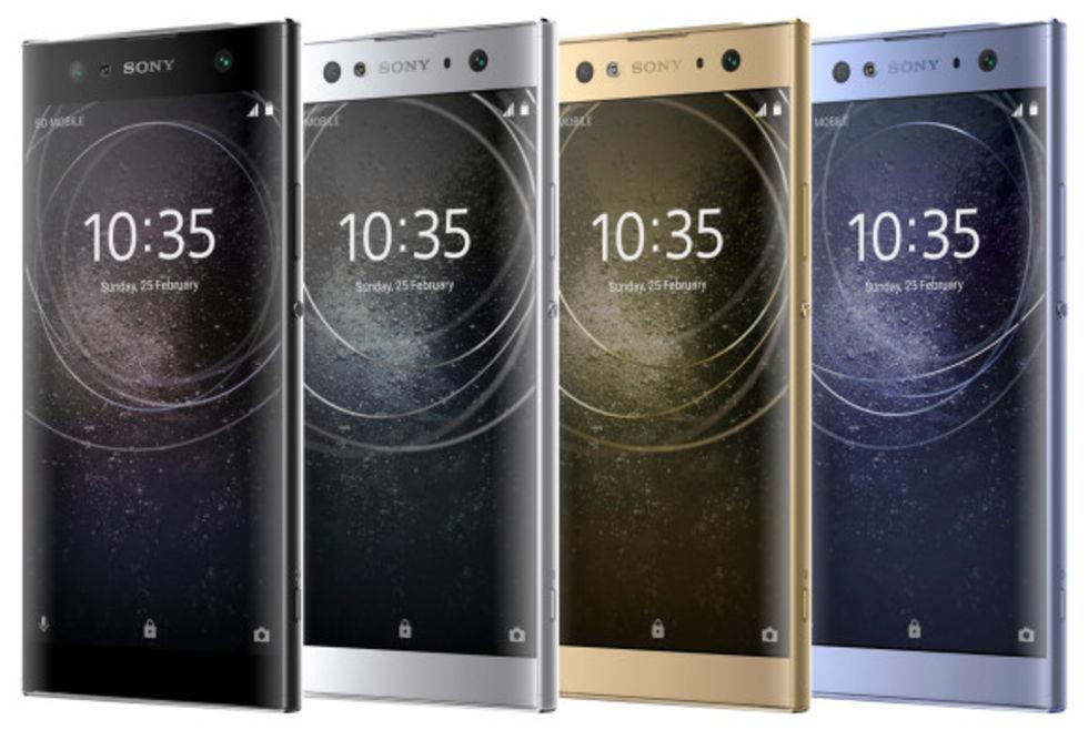 Sony verkar köra Snapdragon i sina midrangelurar i år