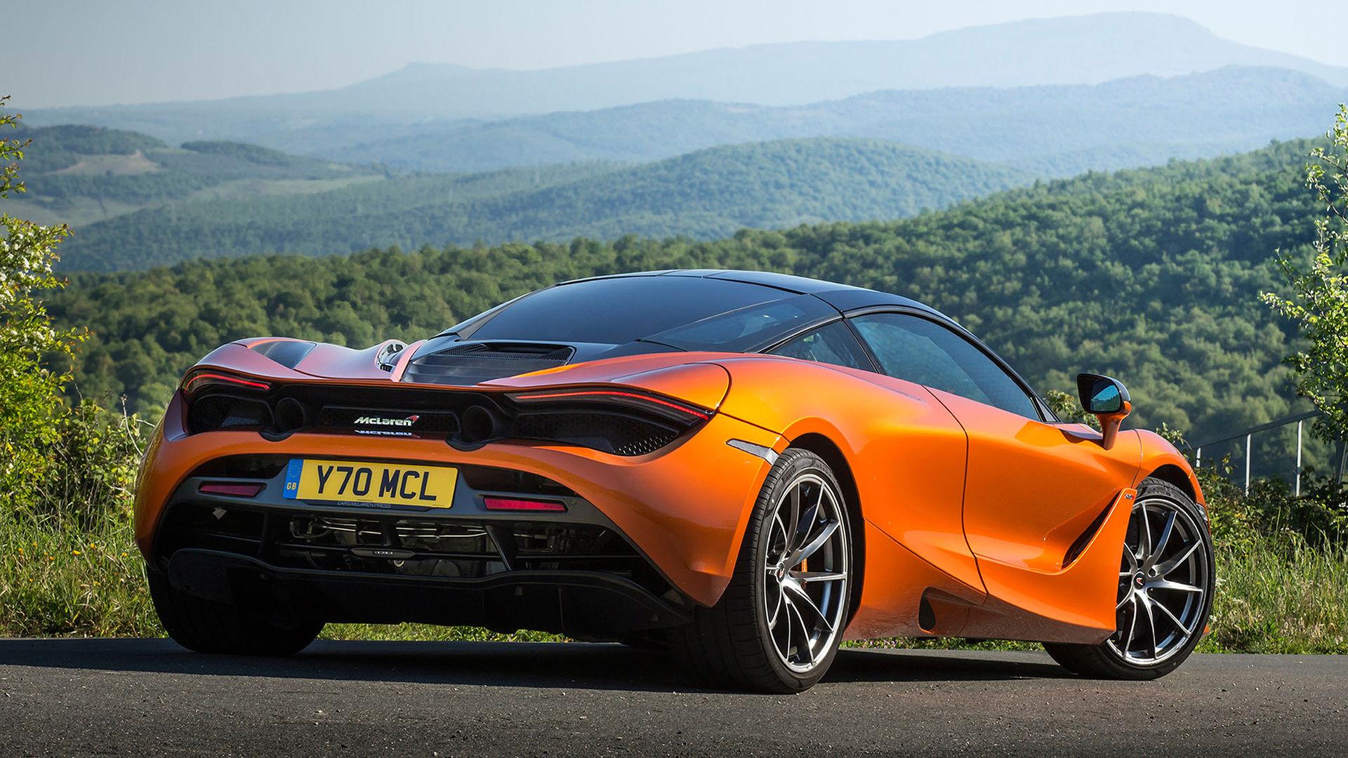 McLaren och Aston Martin rekordsäljer