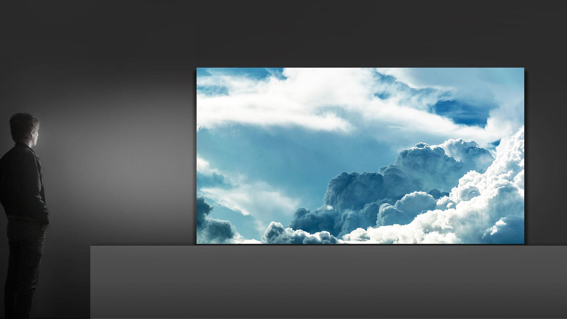 Samsungs nya TV heter The Wall