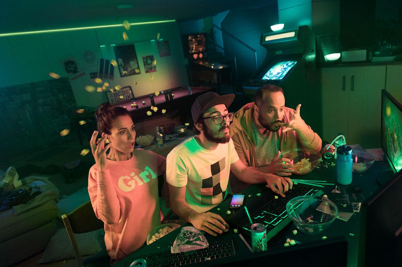 Razer synkar ljuset med Philips Hue