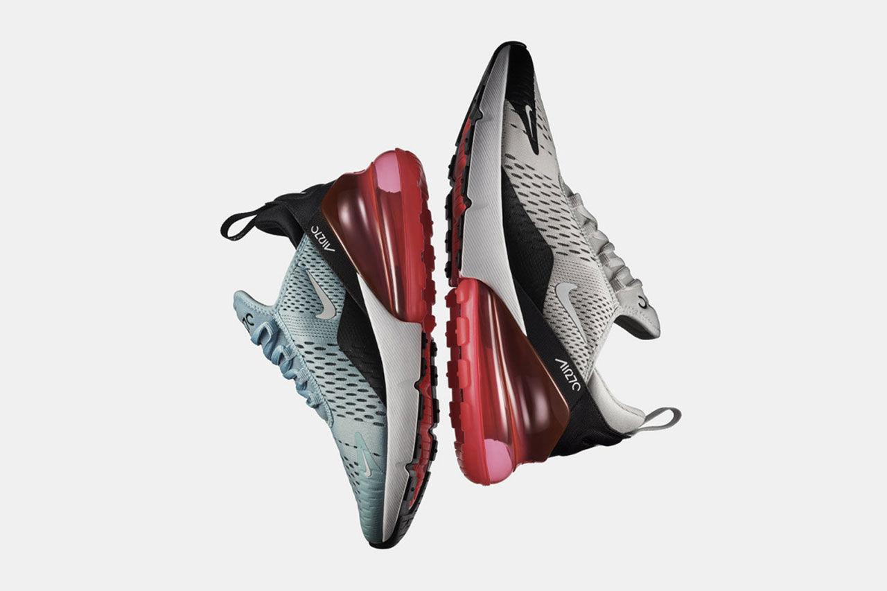 Nike visar upp Air Max 270