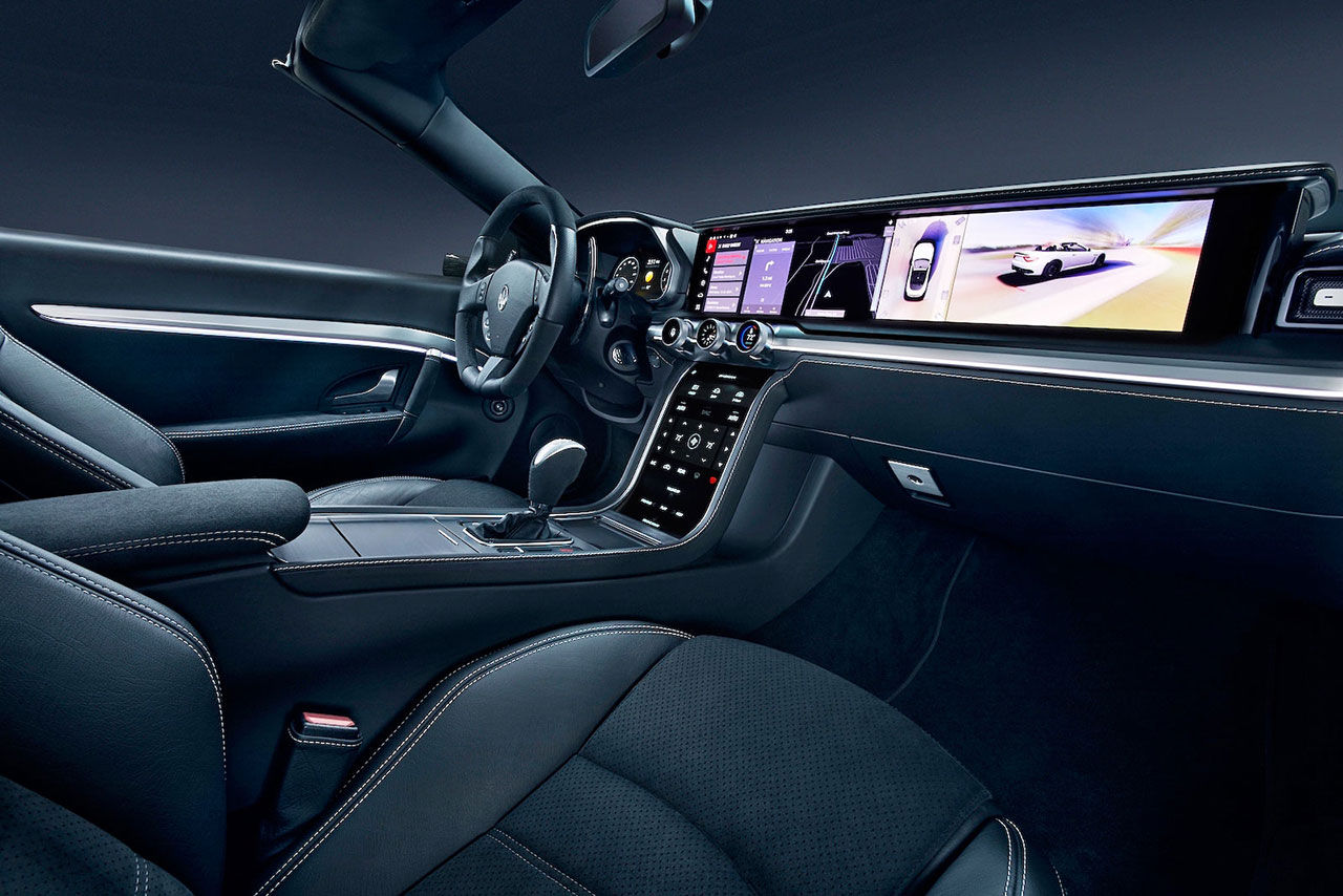 Plattform för självkörande fordon från Samsung