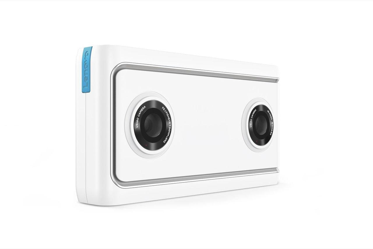 Här är första kameran för VR180-formatet