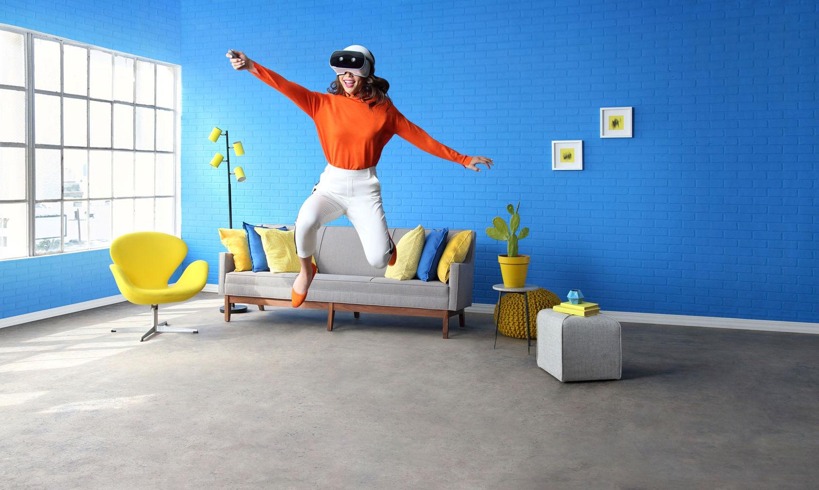 Lenovo släpper Daydream VR-headset utan mobil