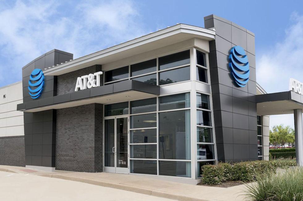 Huawei får inte säljas hos AT&T