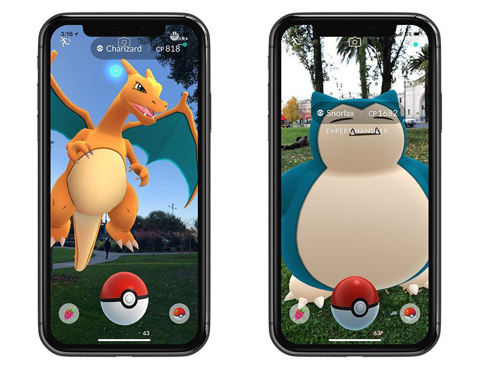 Snart krävs iOS 11 för att spela Pokémon Go