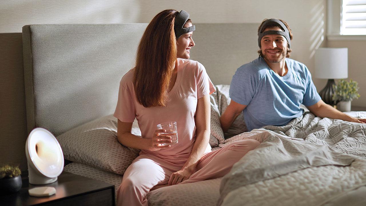Philips nya pannband ska få dig att sova bättre