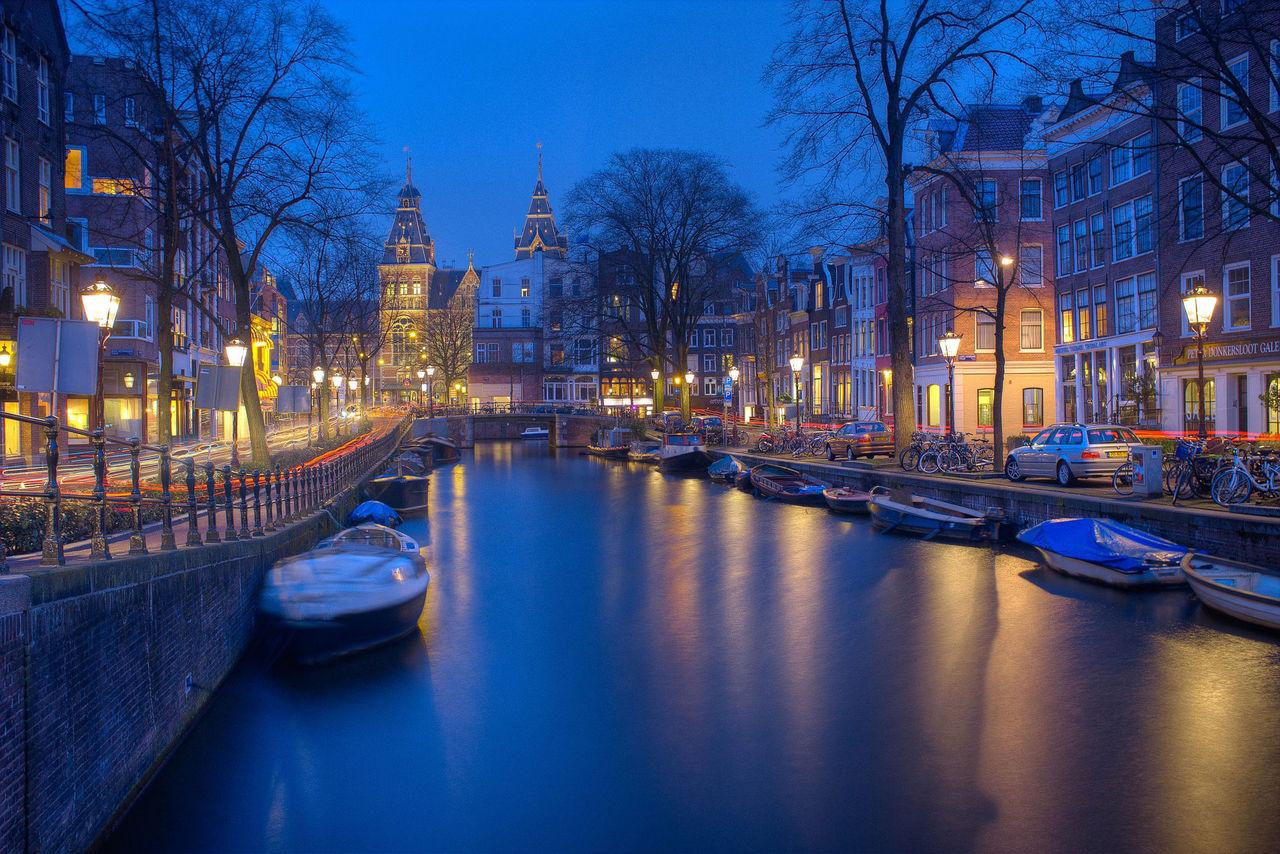 Amsterdam sätter gräns på Airbnb-uthyrning