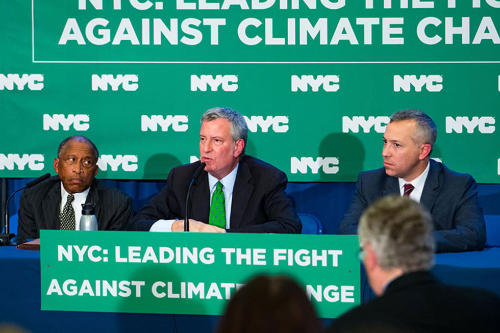 New York ska sluta investera i fossila bränslen